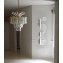 Specchio bolle design allungato