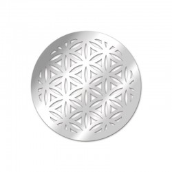 Mirror design flower of life