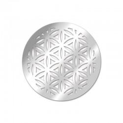 Mirror design flower of life