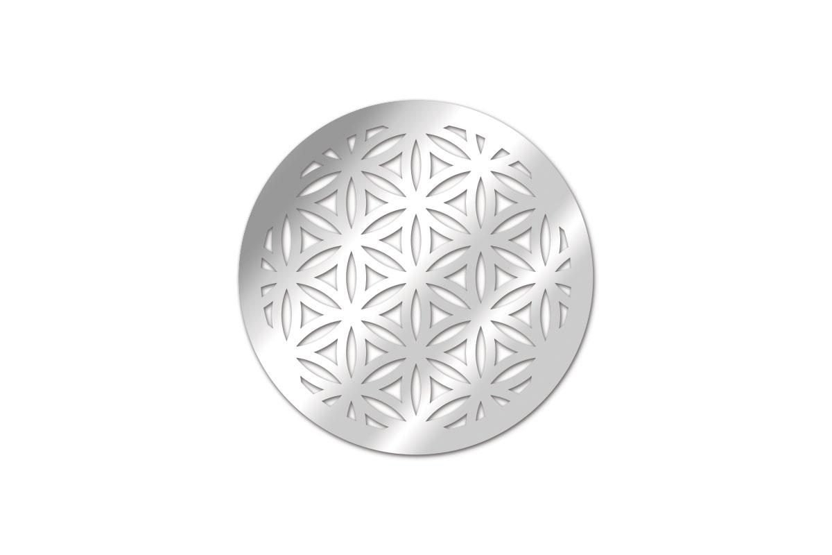 Specchio design fiore della vita tendancemiroir - Specchio della vita ...