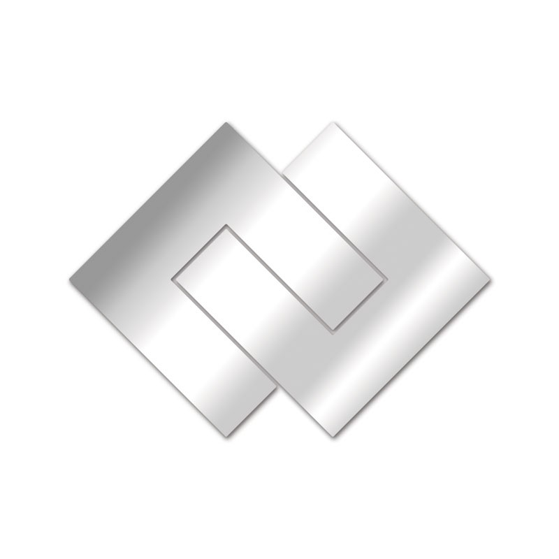 Miroir design Nœud Géométrique