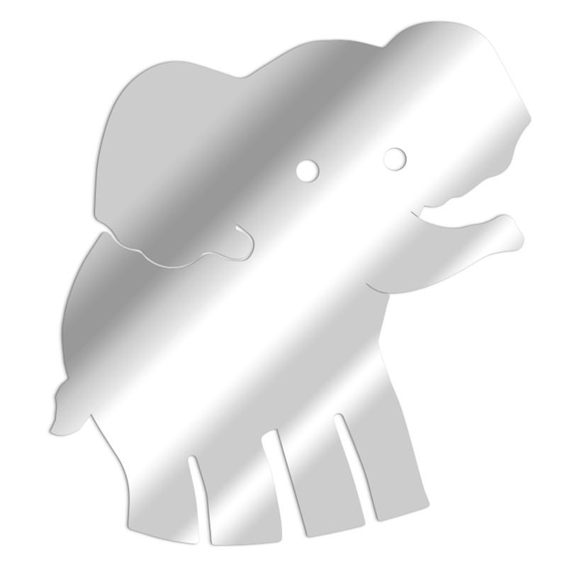 Miroir décoratif Éléphant