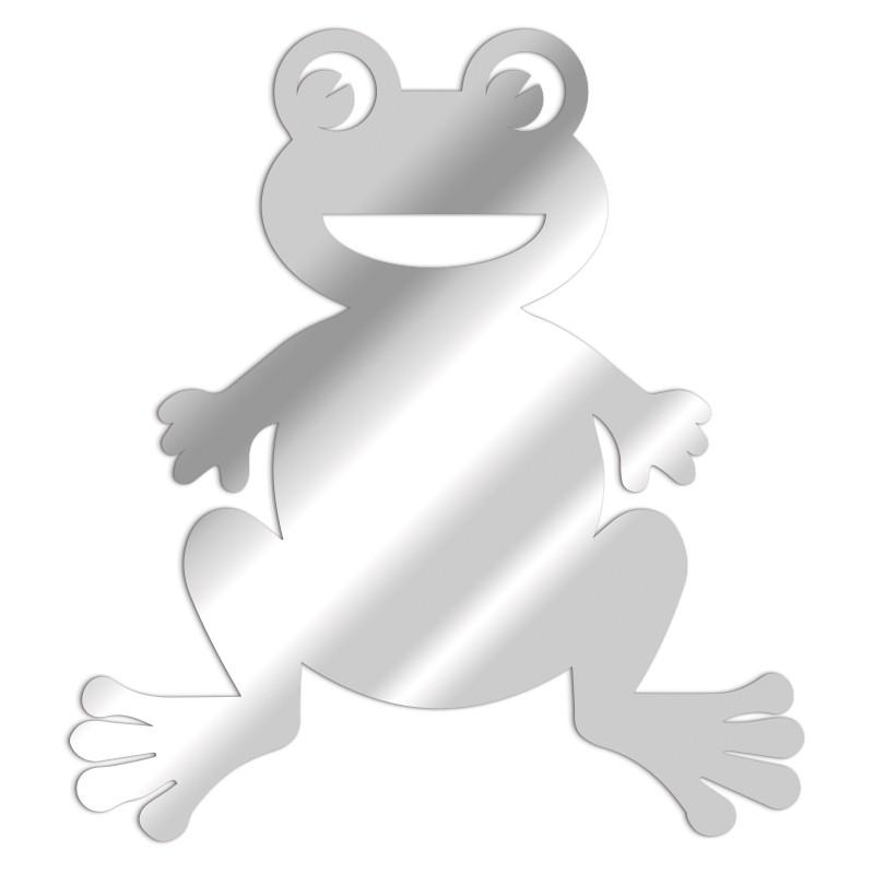 miroir décoratif grenouille