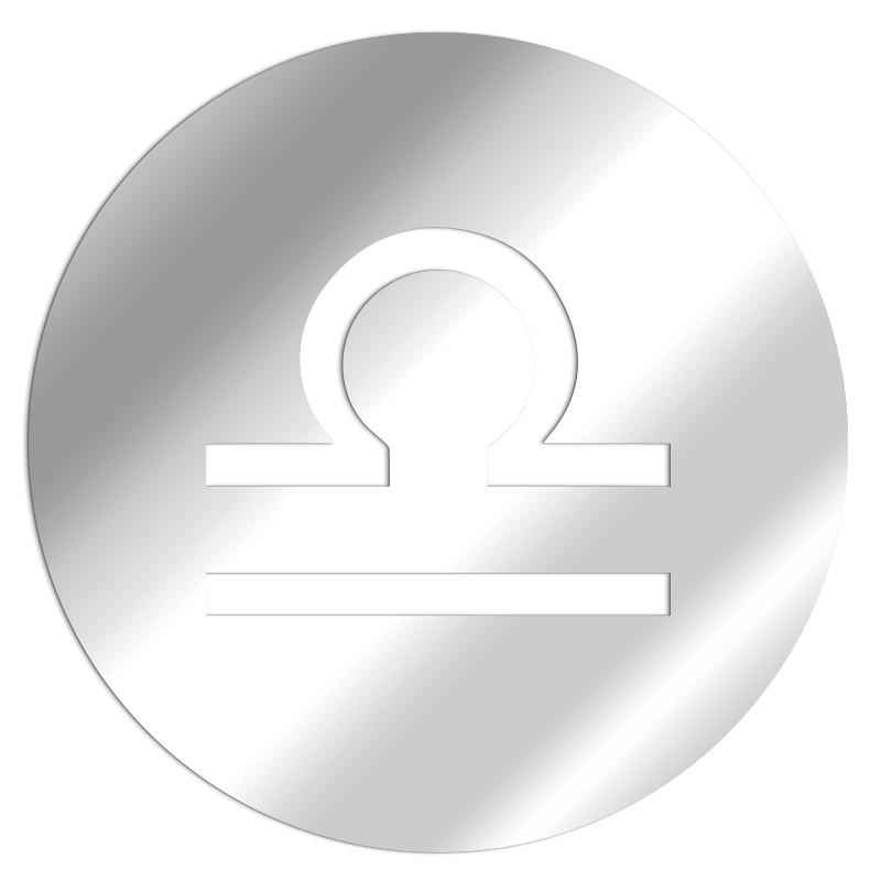 Miroir Zodiaque Balance