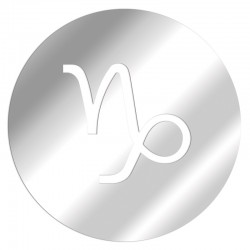 Capricorn Zodiac Mirror