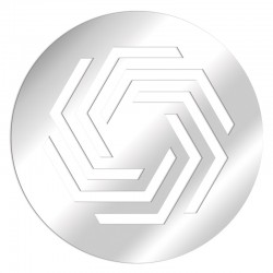 Vortex Design Spiegel