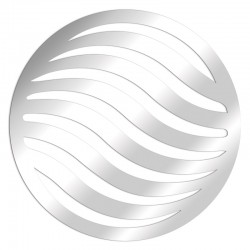 Miroir design Planète moderne futuriste