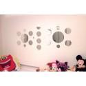 Miroir Acrylique 3mm Sur-Mesure Rond
