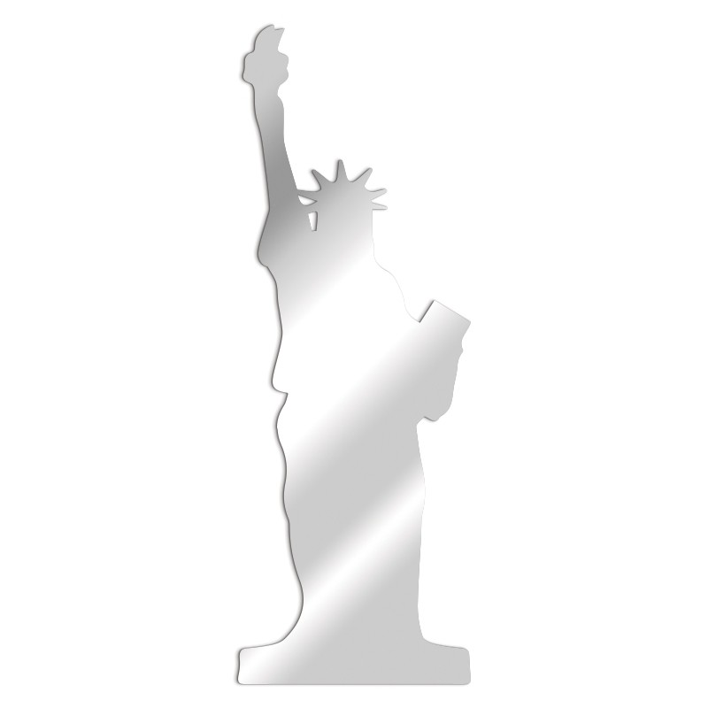 Miroir décoratif Statue de la Liberté
