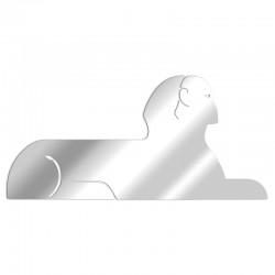 miroir égypte sphinx
