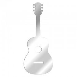 miroir déco guitare acoustique