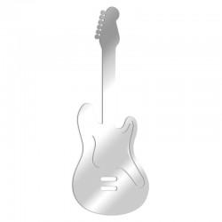 miroir guitare électrique stratocaster