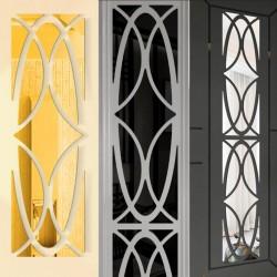 Miroir décoratif Fenêtre Médiévale