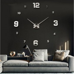 Classic Wall Mirror Clock