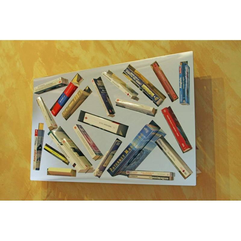 Bibliothèque Miroir Design par Tendance Miroir®