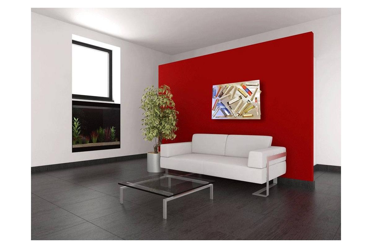 library design by mirror tendance miroir tendance miroir design. Black Bedroom Furniture Sets. Home Design Ideas