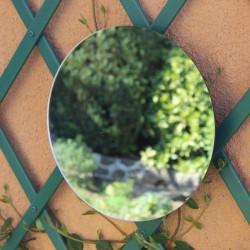 Runder Spiegel auf 40 cm bleiben