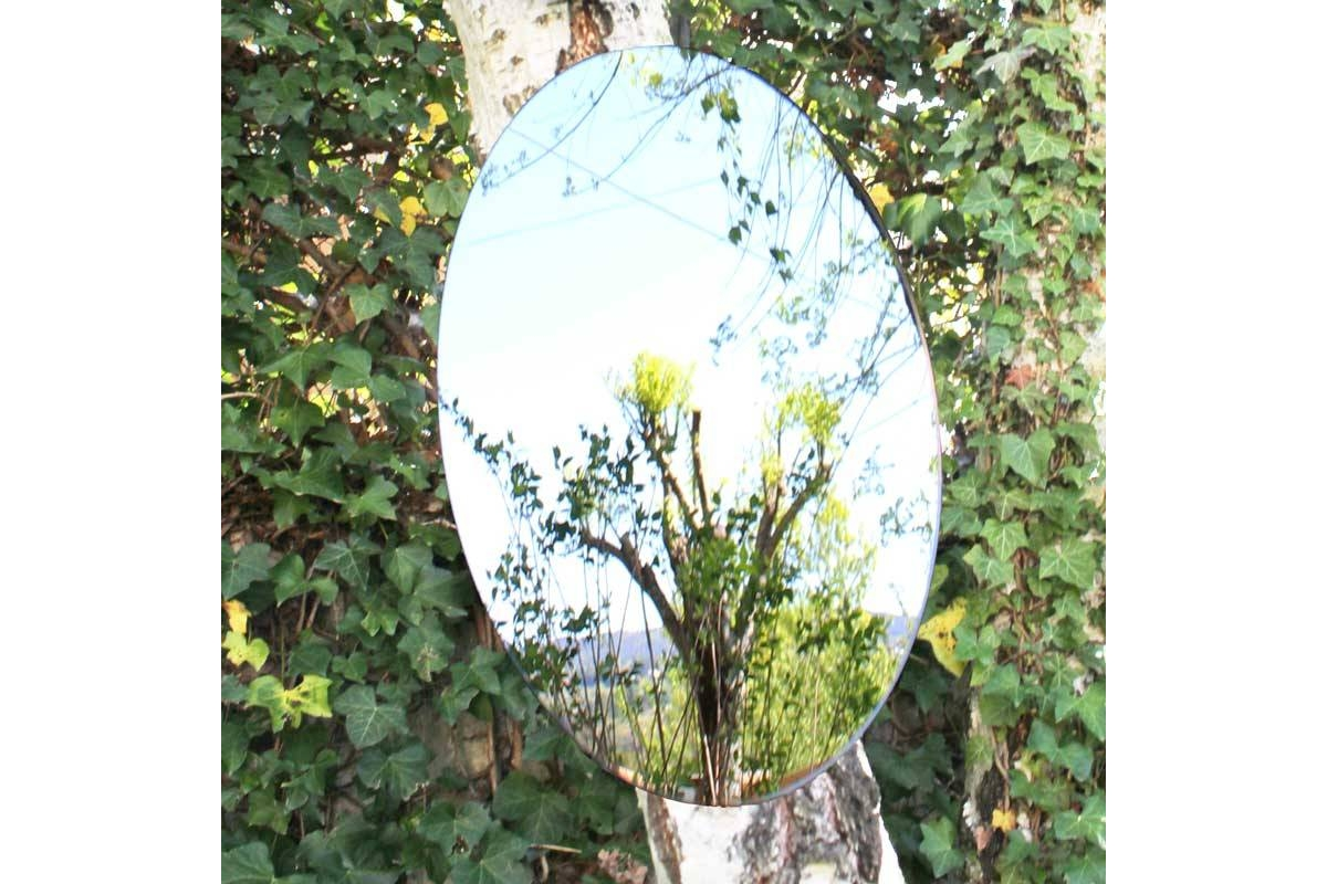 oval mirror to hang tendance miroir design. Black Bedroom Furniture Sets. Home Design Ideas
