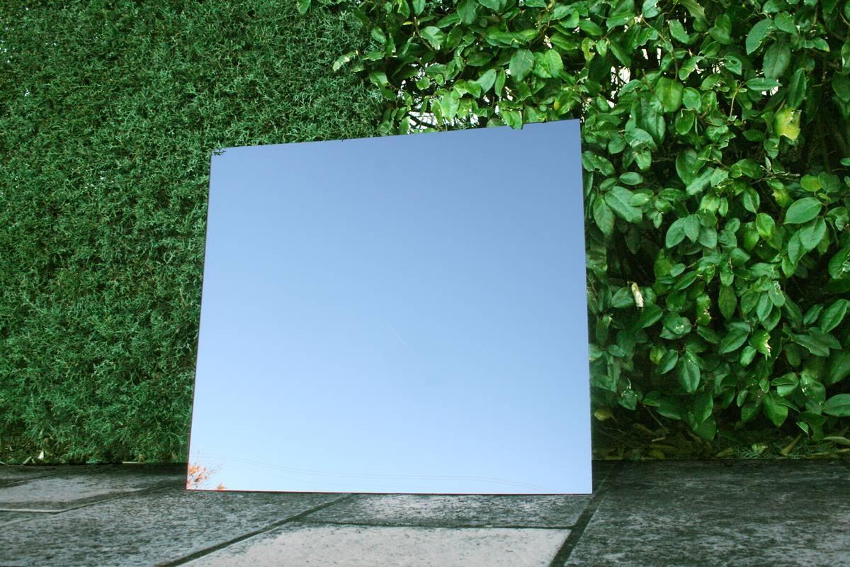 Garden Mirror 100x100 Acrylic Tendance Miroir Design