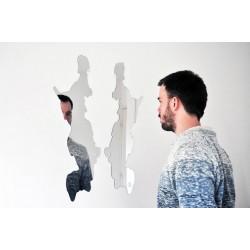 Specchio PERCEPTION di Benjamin Rousse
