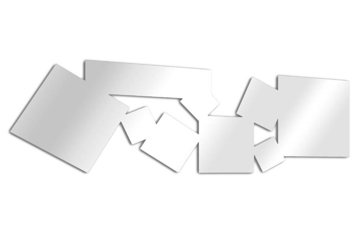 Miroir design carr s multiples allong tendancemiroir for Miroir designer