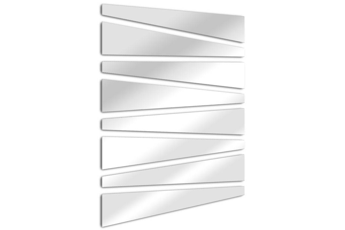 Lame trapezoidali a specchio tendancemiroir - Specchio di design ...