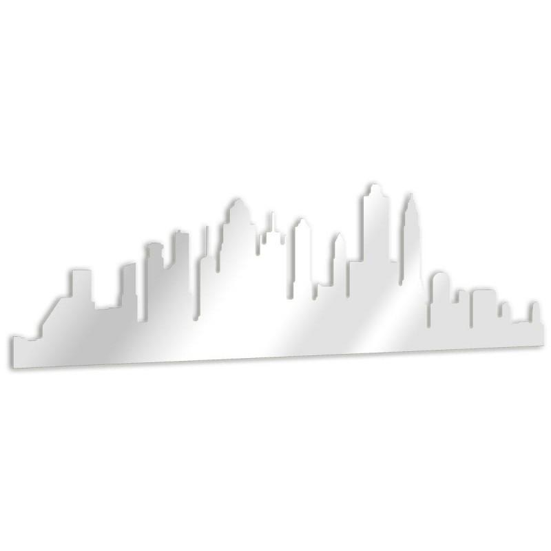 Ciudad de Nueva York espejo decorativo