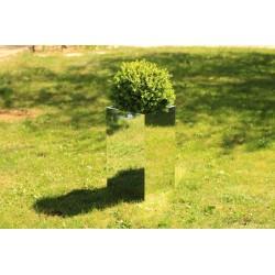 Alta Specchio Planter 30x30x55 cm