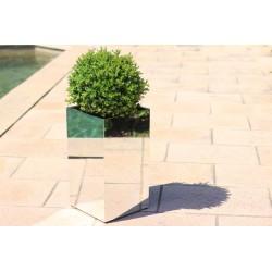 Alta Specchio Planter 49x49x100 cm