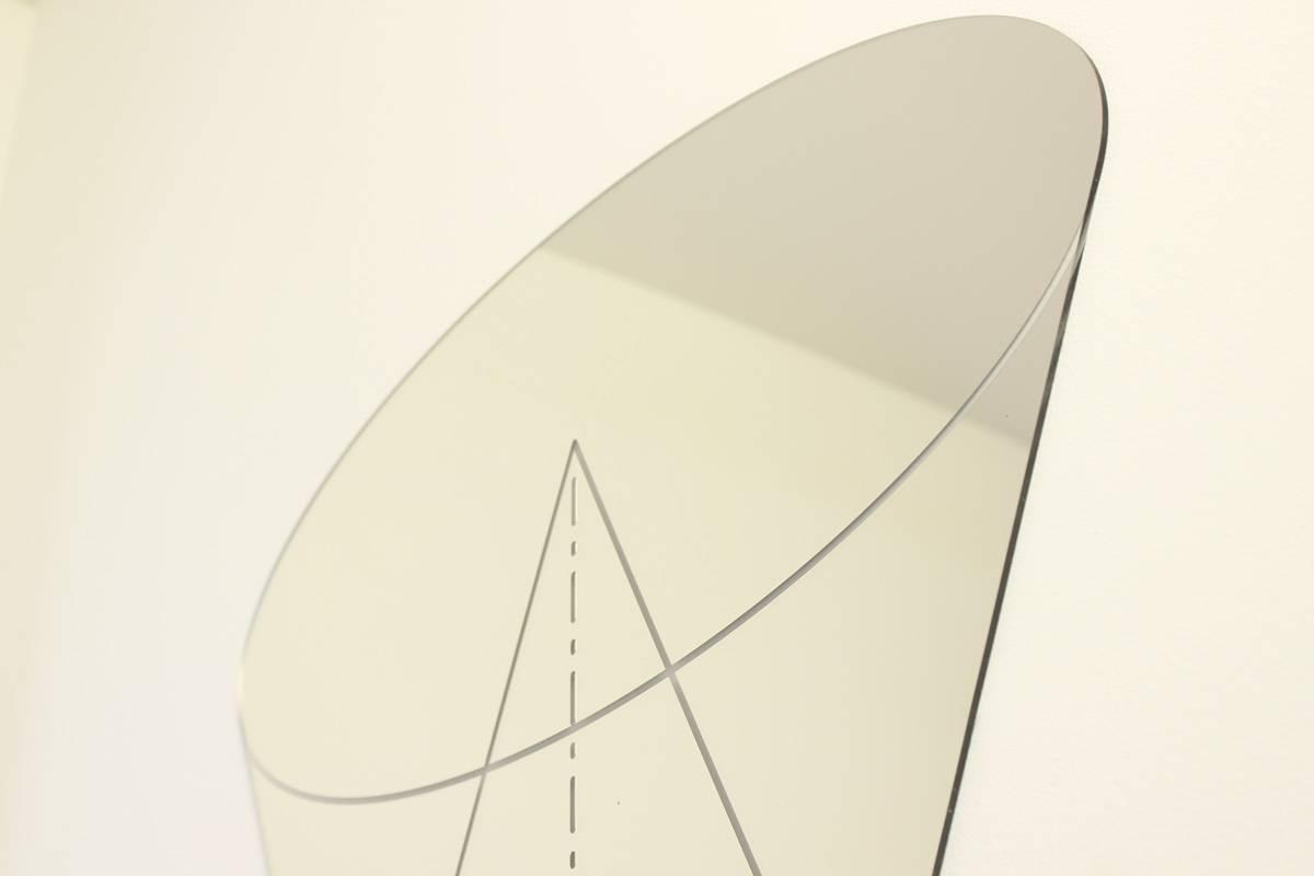 Miroir perception by benjamin rousse tendance miroir design for Miroir tendance