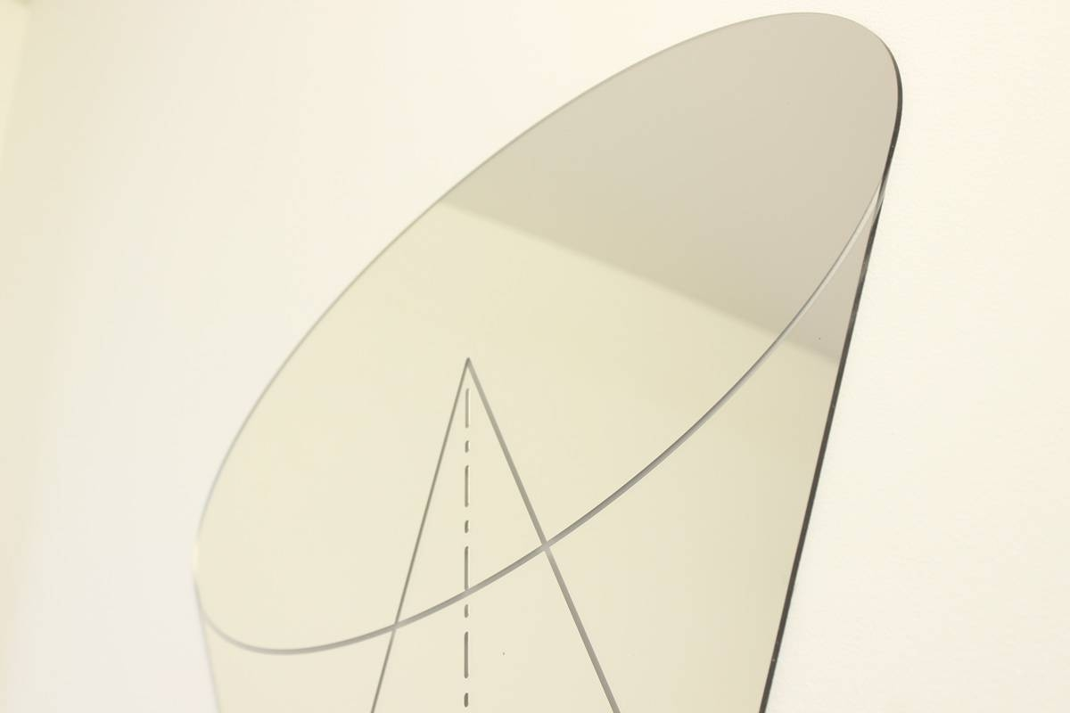 mirror perception by benjamin rousse tendance miroir design. Black Bedroom Furniture Sets. Home Design Ideas